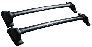 amazon com 2007 2011 honda cr v crossbars roof luggage racks oe