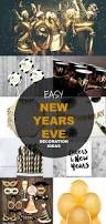 Fun New Years Eve Decorations by 21 New Years Eve Decoration Ideas On The Cutting Floor