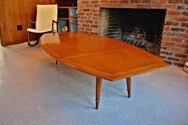 Drop Leaf Coffee Table Mid Century Tomlinson Sophisticate Drop Leaf Coffee Table