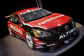 nissan race car nissan altima v8 supercars race car revealed