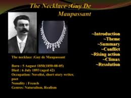 65 the necklace cause and effect the picture book teacher 039 s