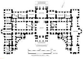 blenheim palace first floor plan c 1860 before consuelo blenheim palace first floor plan c 1860 before consuelo vanderbilt married the 9th