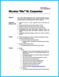 carpenter resume example carpenter resume in virginia sales