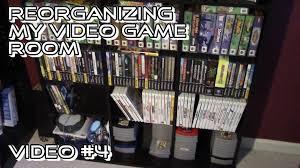 the best video game storage shelves oskar media cabinet 1080 cd