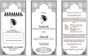 template undangan haul format undangan syukuran pernikahan word tire driveeasy co