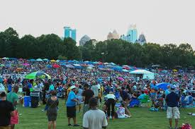 piedmont park events 2017 concerts festivals attractions