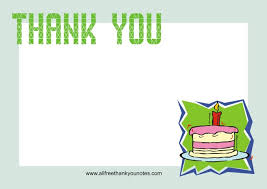 free all occasion thank you notes and thank you cards