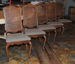 french country vintage cane back dining chairs u2013 rosewood bargain barn