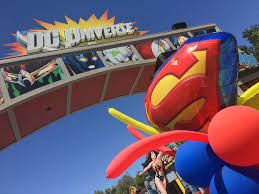 Six Flags Products Micechat News Six Flags Magic Mountain Superman Lands At Six