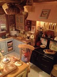 miniature dollhouse kitchen furniture 165 best miniature dollhouse kitchens images on