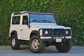 land rover defender 2015 4 door dietzmotorcraft 1997 land rover defender 90 wagon