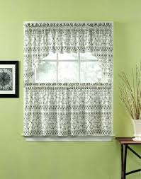 Green Kitchen Curtains Grey Tier Curtains Cafe Curtains Kitchen Curtains And Valances