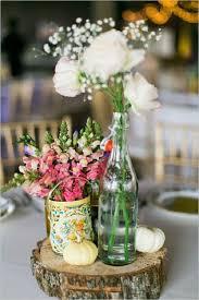 Wonderful Vintage Wedding Table Centerpieces 25 Best Rustic
