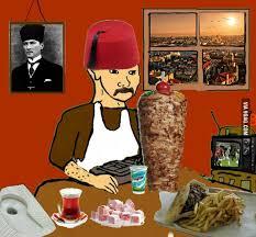 Turkish Meme - what i imagine people think when i tell them i m turkish funny