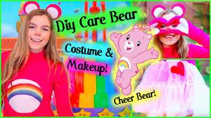 Dora Halloween Costume Adults Easy Diy Care Bear Halloween Costume Makeup