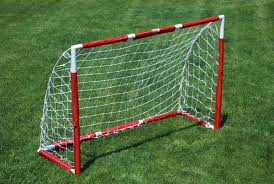 soccer goal for backyard u0026 youth soccer practice portable 4x6