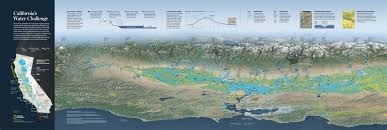 National Geographic Map 5 Things To Know About California U0027s Water Crisis Nat Geo