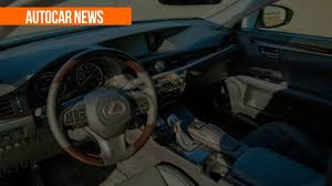 lexus es300h hybrid mpg news 2017 lexus es 300h hybrid review youtube