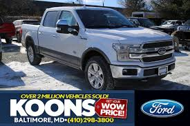 2018 ford f 150 king ranch for sale baltimore md