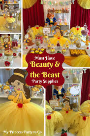 Beauty And The Beast Home Decor 112 Best Beauty And The Beast Princess Party Images On Pinterest