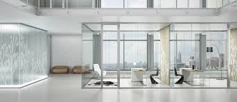 Glass Dividers Interior Design by Glass Partitions U2013 Usluga