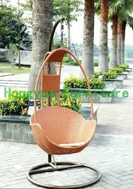 egg chair wicker hanging egg outdoor wicker chair u2013 rkpi me