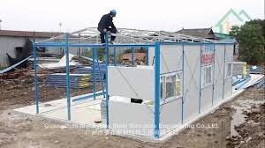 prefab camp super fast low cost prefab labor camp youtube