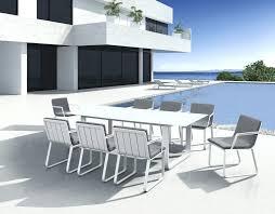 Aluminium Patio Sets White Aluminum Patio Furniture Set U2013 Bangkokbest Net
