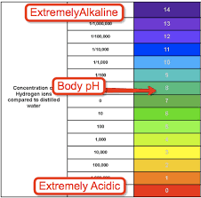 alkalizing the body is oxygenating the body