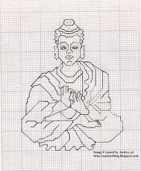 cross stitch ornament patterns free buddha cross stitch pattern