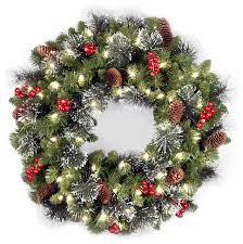 crestwood spruce wreath 24 traditional wreaths and garlands