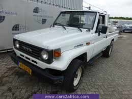 land cruiser africa toyota landcruiser 75 4 2 d 63156 used available from stock