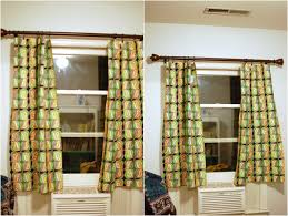 how long should curtains be no sew curtains nursery project