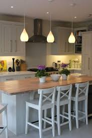 Hanging Lamps For Kitchen Best 25 Hanging Kitchen Lights Ideas On Pinterest Kitchen Wall