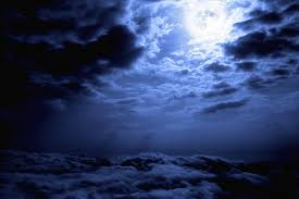 full moon and clouds full hd wallpaper and background
