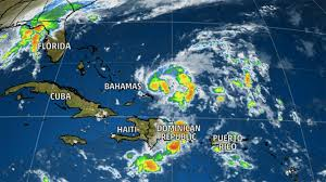 The Bahamas Map Watching The Atlantic For Possible Tropical Development Near The