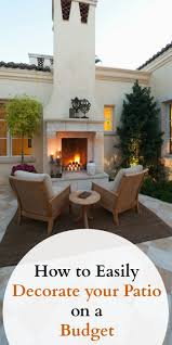 Diy Outdoor Living Space On A Budget 23 Best Exteriors Images On Pinterest Backyard Ideas Outdoor