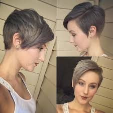 short hairstylescuts for fine hair with back and front view 100 mind blowing short hairstyles for fine hair pixies layering