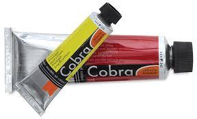 royal talens cobra water mixable oil colors blick art materials