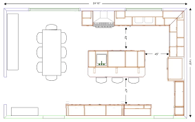 island kitchen plans kitchen beautiful kitchen floor plans with island kitchen floor