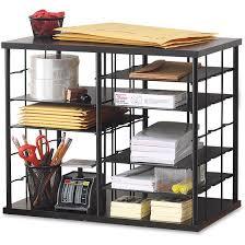 Rubbermaid Desk Organizers Rubbermaid 12 Slot Compartment Organizer Walmart