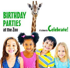 have a birthday party at the zoo unique birthday parties for kids