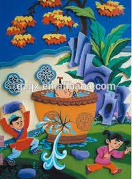 Backyard Cartoon Cartoon Theme Preschool Backyard Playsets Outdoor Toys For Kids