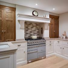 simple painted kitchen hertfordshire