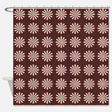 Green And Brown Shower Curtains Peach And Brown Shower Curtains Cafepress