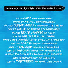 ed sheeran tour 2017 latin american dates announced ed sheeran official blog