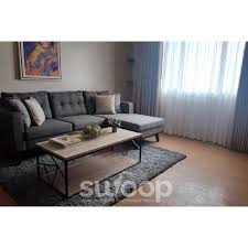 semi furnished 2 bedroom unit for rent in one orchard tower 3