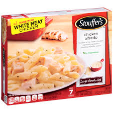 stouffer s size chicken enchiladas with cheese sauce and