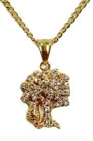 roial money tree necklace karmaloop