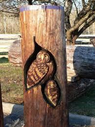 mass wood working garden sculptures ideas